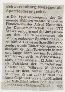 Zeitungs-nachricht12. April 1996