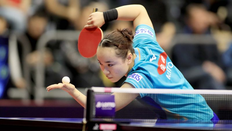 2020 ITTF World Tour Hungarian Open: Day Three