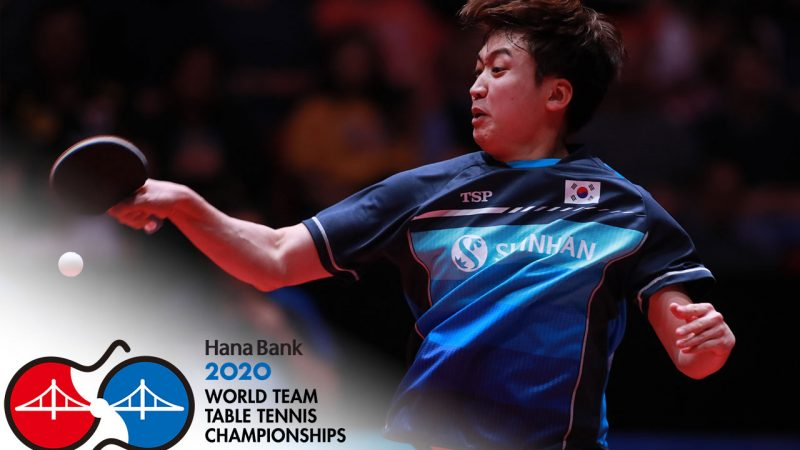 Busan building up to World Team Table Tennis Championships