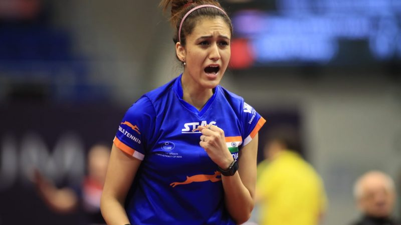 Resilience and confidence, sensational recovery, Manika Batra causes major upset