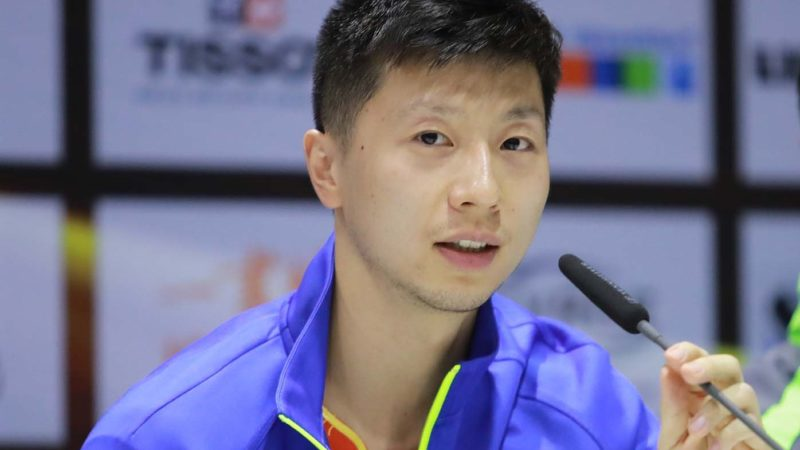 The life of an athlete under lockdown – Ma Long reveals